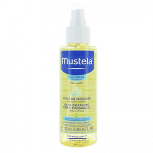 Mustela baby massage oil - Momitall.net