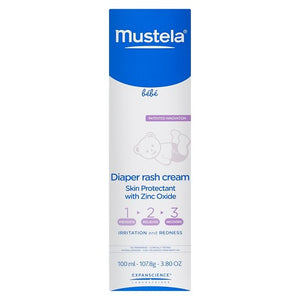 Mustela Rash Ointment Cream - Momitall.net