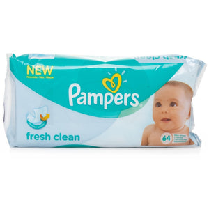 Pampers Fresh Baby Wipes - Momitall.net