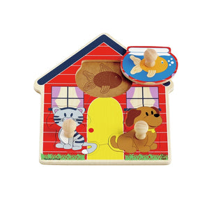 Educo Perfect Pets Puzzle - Momitall.net