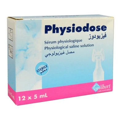 Physiodose 12ml - Momitall.net