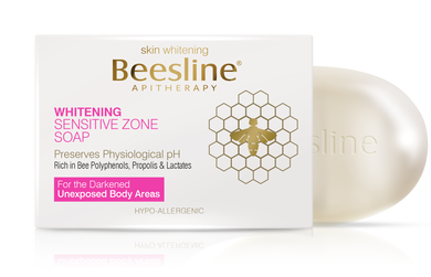 Beesline Whitening Sensitive Zone Soap