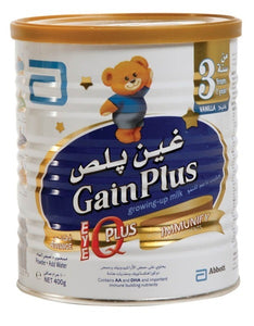Similac Gain Plus 3 Growing-Up Formula Baby Milk - Momitall.net