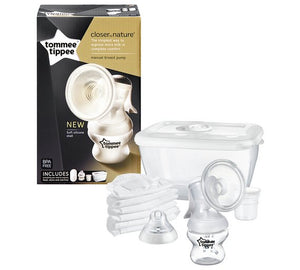 Tommee Tippee Closer to Nature Manual Breast Pump - Momitall.net