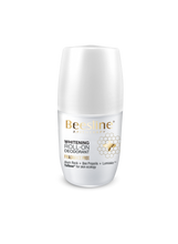 Beesline Whitening Roll-On Deodorant - Fragrance Free