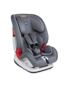 Chicco Youniverse G123 Car Seat- Grey, Red, Black