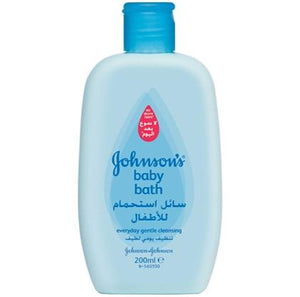 Johnson's Baby Bath Wash - Momitall.net
