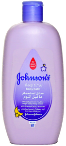 Johnson's Baby Bedtime Bath - Momitall.net