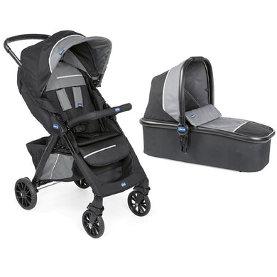 Chicco - Kwik One Stroller & Carry Cot