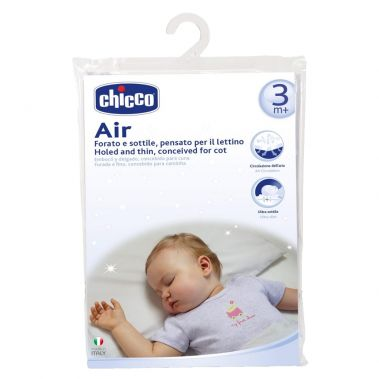 Chicco Air Holed and Thin Pillow Conceived for Cot - Momitall.net