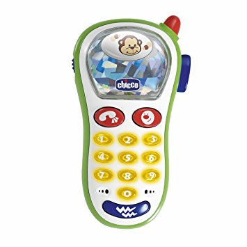 Chicco Vibrating Photo Phone- 6m+ - Momitall.net