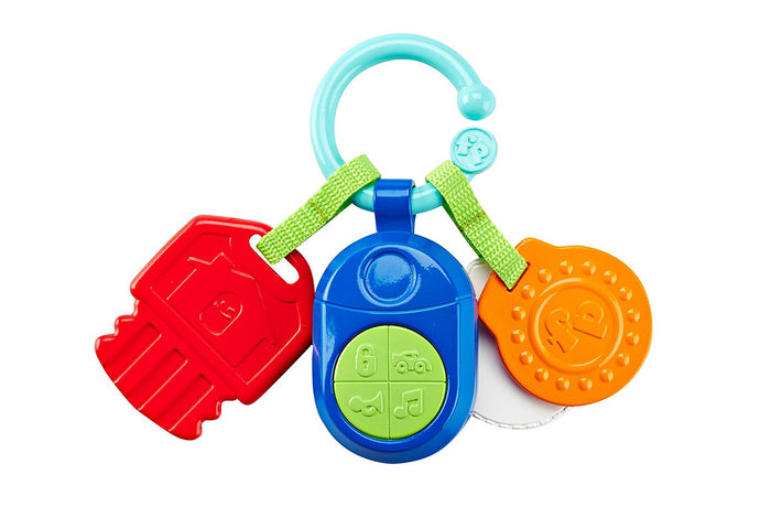 Fisher Price Musical Smart Phone/Keys Asst. - Momitall.net