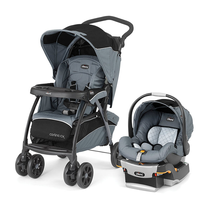 Chicco Cortina CX Car Seat + Stroller - Momitall.net