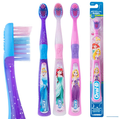 Oral-B Disney Princess toothbrush - Momitall.net
