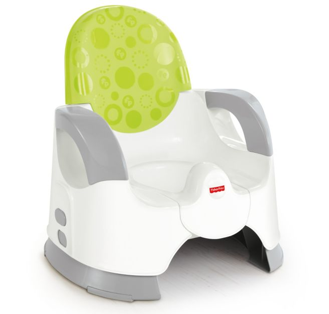 Custom Comfort Potty