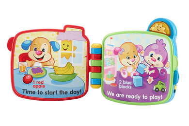 Fisher Price Laugh & Learn® Counting with Puppy Book - Momitall.net