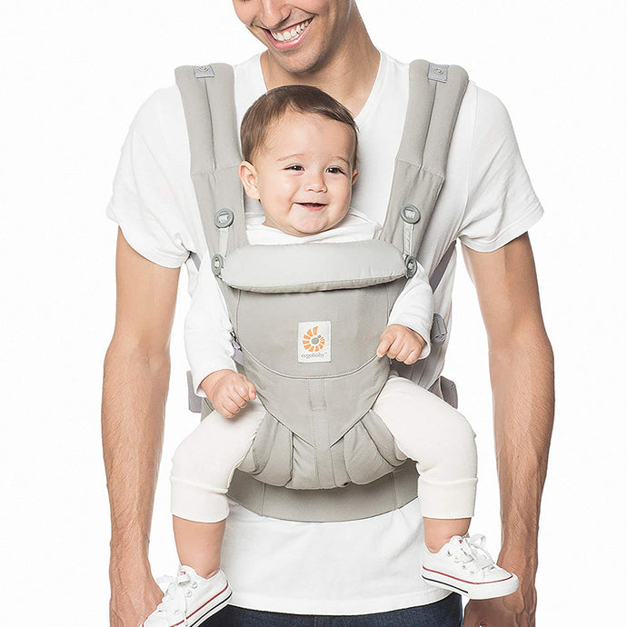 [Pre-Loved] ErgoBaby Carrier Adapt