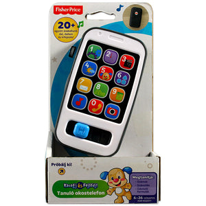 Fisher Price Laugh & Learn® Smart Phone (English / french) - Momitall.net