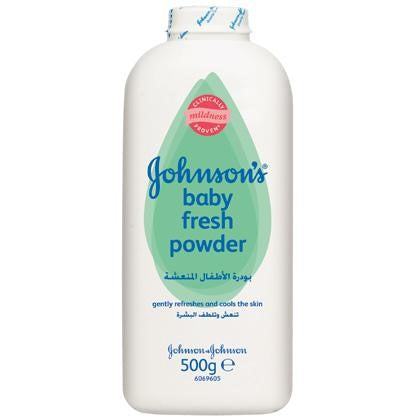 Johnson's Baby Fresh Powder - Momitall.net