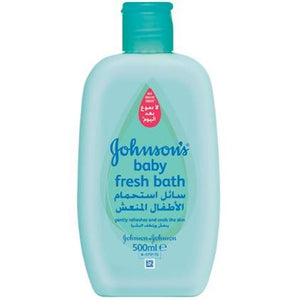 Johnson's Baby Fresh Bath - Momitall.net