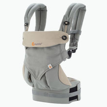 Ergo Baby 360 Baby Carrier All Carry Positions - Momitall.net