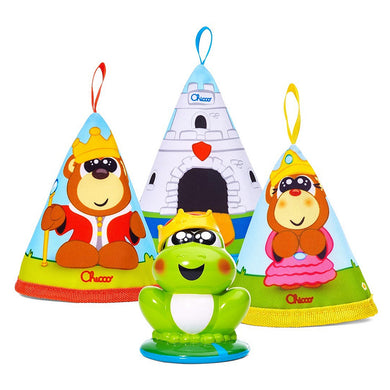 Chicco Teddy Bears Surprise Cones