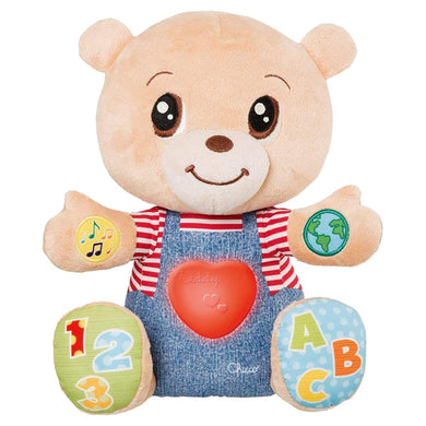 Chicco - ABC Teddy Emotion Bear