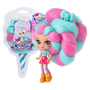 Candylocks, Scented Collectible Surprise Doll with Accessories