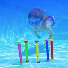 Underwater Play Sticks