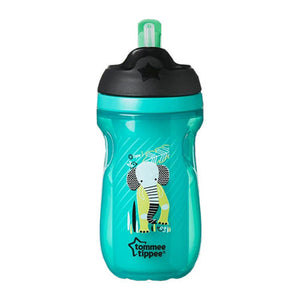 Tommee Tippee Insulated Straw Cup - 12m+