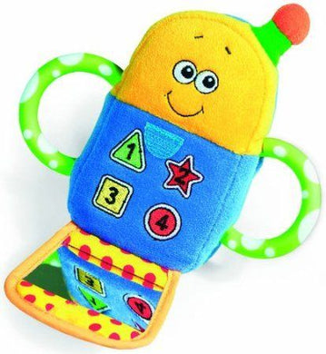The First Years Peek-A-Boo Phone Soft Toy - Momitall.net
