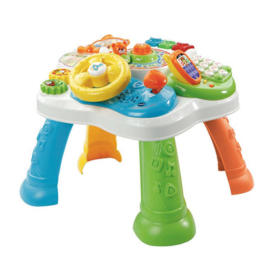 VTech- Ma Table d'Activité Bilingue - Multicolore
