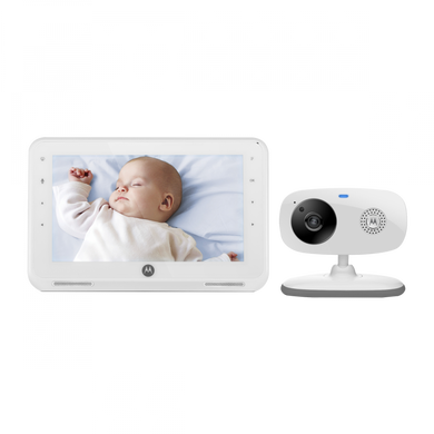 Motorola MBP867 Video Baby Monitor