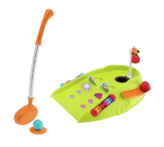 Chicco Mini Golf Club - 2y+ - Momitall.net