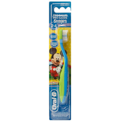 Oral-B Minnie Mouse toothbrush - Momitall.net