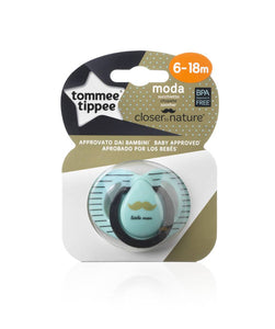 Tommee Tippee Closer to Nature Moda Soother 6-18 m