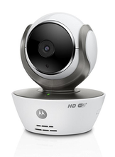Motorola Focus85 - Baby Monitor Wi-Fi Camera black/white - Momitall.net