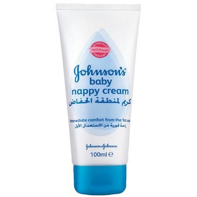 Johnson's Baby Nappy Cream - Momitall.net