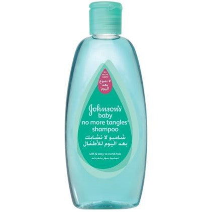 Johnson's Baby No More Tangles Shampoo - Momitall.net
