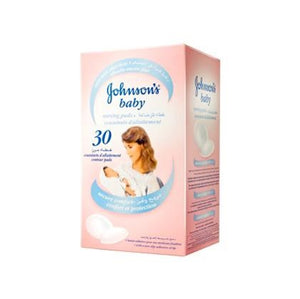 Johnson's Baby Nursing Pads - Momitall.net
