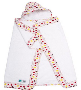 Bebe Au Lait Hooded towels