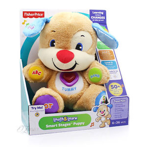 Fisher Price Laugh & Learn® Smart Stages™ Puppy - Momitall.net