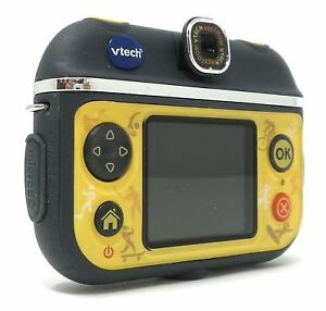 Vtech Kidizoom Action Cam 180 Grey/Yellow