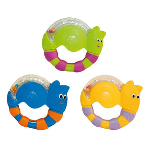 Mebby Rattle Teething Rings - Momitall.net