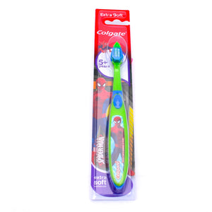 Colgate Spiderman Toothbrush - Momitall.net