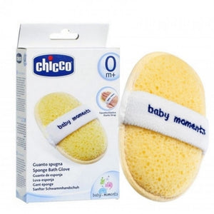 Chicco Sponge Bath Glove - Momitall.net