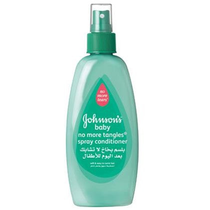 Johnson's Baby No More Tangles Spray Conditioner - Momitall.net