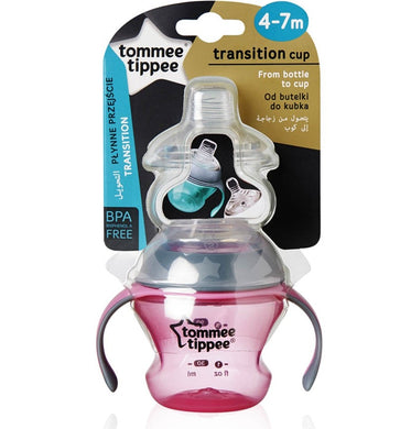 Tommee Tippee Transition Cup - 4 m to 7 m