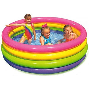 Intex Sunset Glow Pool - Multicolor (1.68m x 46cm)