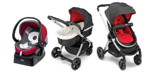 Chicco Urban Stroller+ Car Seat - Momitall.net